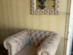 Кресла и Дивана Честер - продажа и изготовление на заказ
