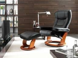 Крісла Relax з регульованою спинкою. Купити кресло-реклай