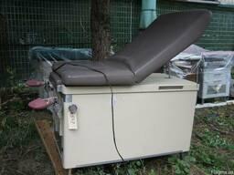 Кресло гинекологическое Hamilton МЕ (США) медицинская кушетк - фото 3