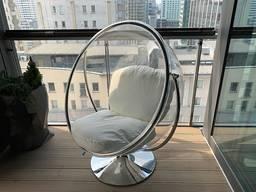 Крісло Eames Lounge Chair визнане одним з найзручніших