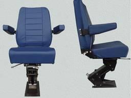 Кресло крановщика в кабину крана