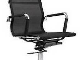 Кресло Мираж HB, офисное кресло-сетка Мираж HB руководителей