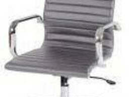 Кресло офисное Алабама НNEW, высокое, экокожа, механизм. ..