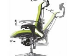 Крісла люкс - кресло для руководителя Okamura Contessa