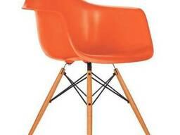 Кресло Тауэр Вуд, цвет красный, желтый, оранжевый