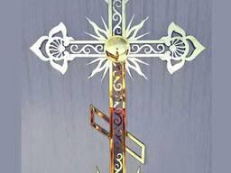 Крест на купол (накупольный крест) - photo 2