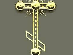 Крест на купол (накупольный крест) - photo 3