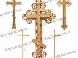 Крест саркофажный православный/католический