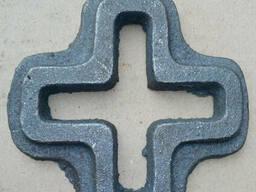 Крестовина привода высевающего аппарата сеялки СЗ-3. 6