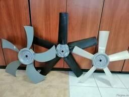 Крильчатка для вентиляторів