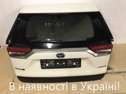 Кришка Багажника Ляда Toyota RAV4 2019 2020 2021 в наявності в Україні