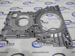 Кришка передняя двигателя 4НК1 Isuzu Богдан NQR71, 75