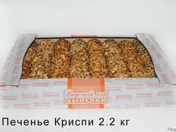 Печенье с семечкиКриспи