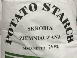 Крохмаль картопляний Польща