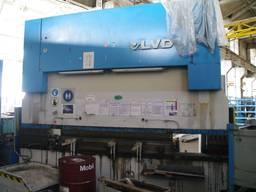 Кромкогиб LVD 250т/4000мм с ЧПУ