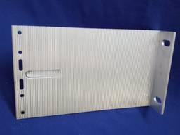 Кронштейн алюминиевый фасадный 240*140*40L облегченный
