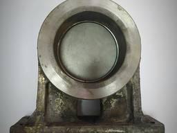 Кронштейн (бугель) балансира со втулками бочки Fortschritt