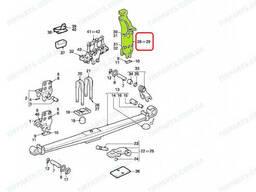 Кронштейн кабины (задний на раме) R, Daf XF (1304513 |. ..