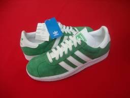 Кроссовки Adidas Gazelle оригинал натур замша 40 размер 26 с