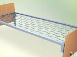 Кровать (190*70/80), спинка ДСП