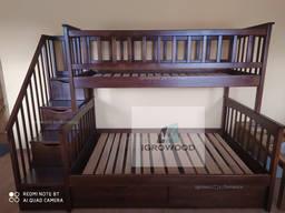Кровать Альбинос Люкс (80*120*190)
