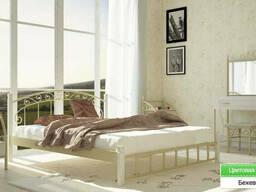 Кровать (дерево ножки) Афина Металл-дизайн