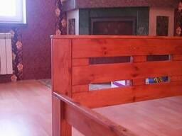 Кровать деревянная Ліжко під розміри матраца 1600*2000