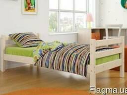 Кровать детская массив КД-02