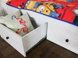 Кровать детская односпальная Орбита в Наличии