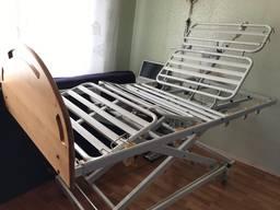 Кровать Функциональная Медицинская Реабилитационная Электро