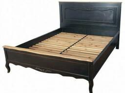 """Кровать из массива дерева """"Блек"""" от производителя"""