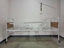 Кровать медицинская функциональная для лежачих больных - фото 4