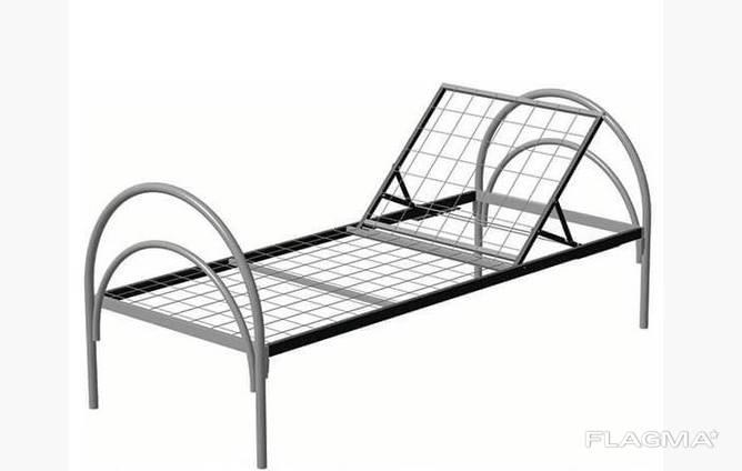 Кровать медицинская металлическая раскладная
