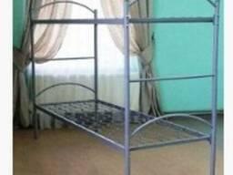 Кровать металлическая двухъярусная Екп Трансформер (190*70)