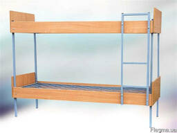 Кровать для общежитий двухъярусная