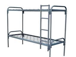 Двухъярусная кровать с лестницей 1900х700мм.