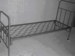 Кровать солдатская б/у