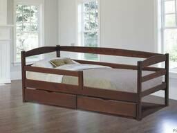 """Кровать """"Уно"""" с ящиками без защитного бортика"""