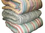 Кровати двух ярусные, матрасы, подушки, одеяла - фото 2
