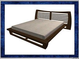 Кровати одноместные и двухспальные, круглые, двухъярусные