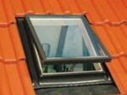 Кровельное окно-люк с окладом WGI 45*75