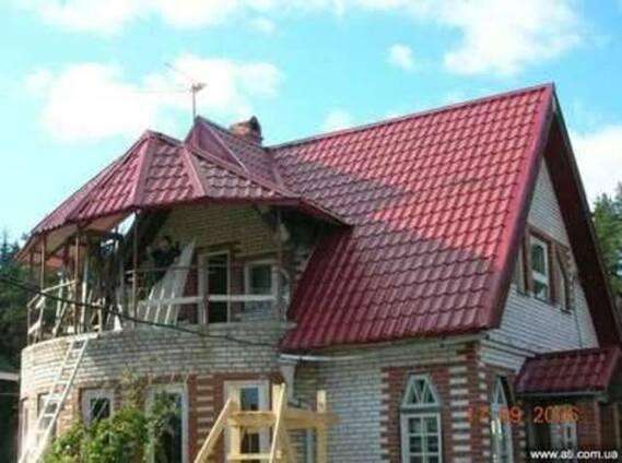 Металлочерепица Врадиевка, ООО Ивеко-груп