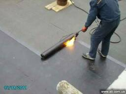 Кровельные работы, ремонт крыш, гидроизоляция