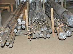 Круг сталевий сталь 20, 35, 45, 40Х, 30ХГСА купити, ціна