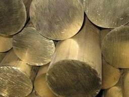 Круг 80мм из сплавов бронзовой стали БрАЖ 9-4 ф