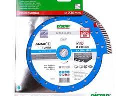 Круг алмазный отрезной 1A1R Turbo 232x2,5x12x22,23 Extra Max