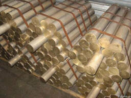 Пруток бронзовый БрО5Ц5С5 100мм