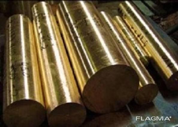 Круг бронзовый БРАЖ 9-4 от ф16 мм до 160 мм