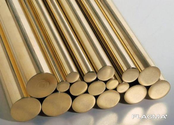 Круг бронзовый БрАМЦ 9-2 10 мм