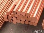 Прут бронзовий БрАЖНМц9-4-4-1 - фото 1